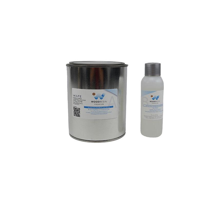 WOODRESIN ALABASTER PREMIUM CAST RESIN SYSTEM 0,69 kg (600 g resin + 90 g hardener)
