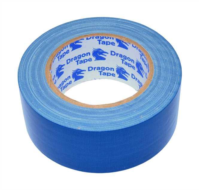 Gewebeband blau Universal Standard 25 m