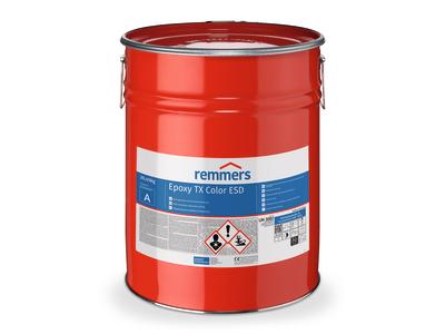 Epoxy TX Color ESD   Pigmentierte ESD-gerechte Strukturbeschichtung