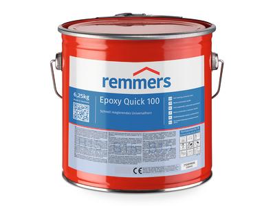 Epoxy Quick 100   Schnell reagierendes Grundier- und Mörtelharz
