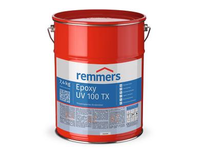 Epoxy UV 100 TX  Thixotropiertes Bindemittel